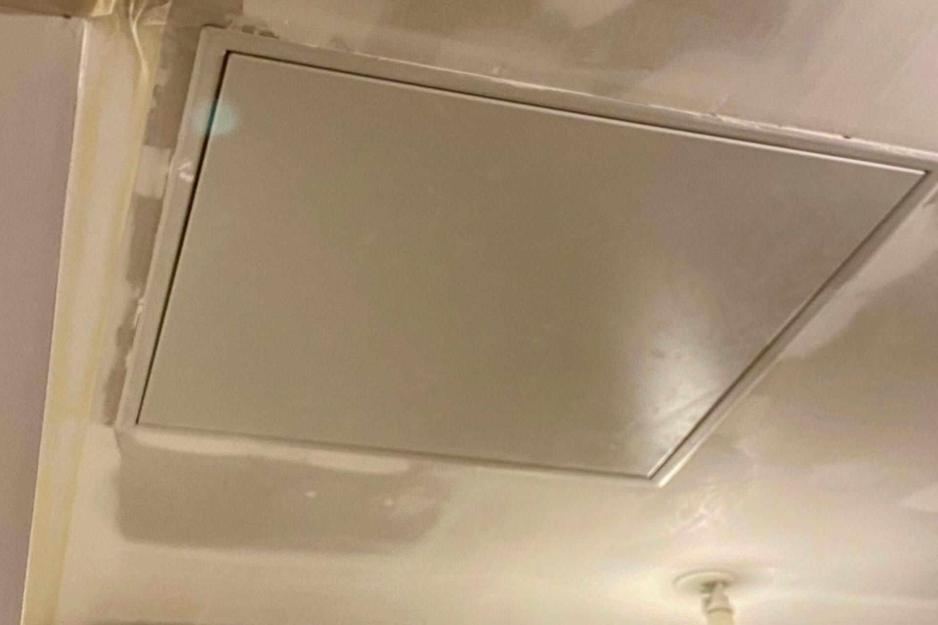Isolation par l'intérieur murs et plafonds